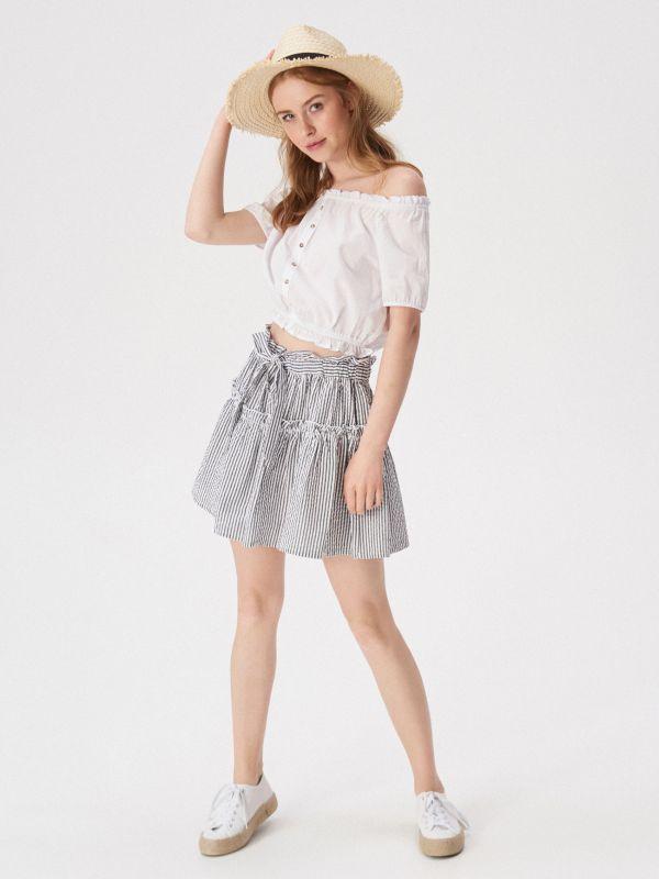 6110cf096991 Dámske sukne značky Sinsay – športové alebo elegantné – výber je na vás.
